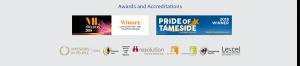 Bromleys accreditations and awards