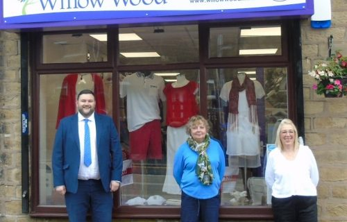 Willow Wood Mossley Shop
